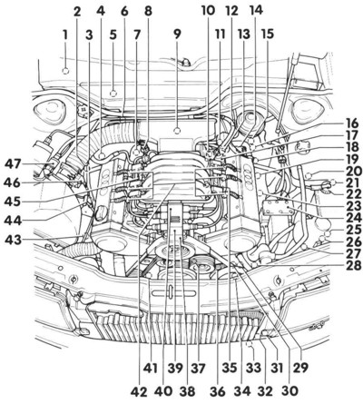 2002 Saab 9 5 Exhaust System Diagram on nissan xterra engine wiring harness